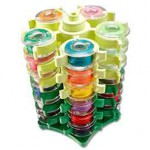 stack and store bobbin tower