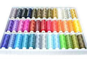 Quality sewing threads for quilting