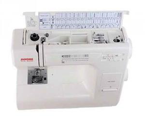 Janome HD3000 accessories