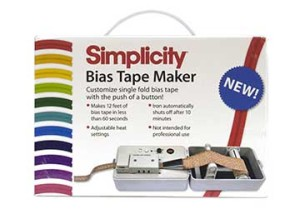 Simplicity Bias Tape Maker
