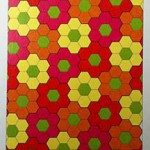 hexagon quilt block