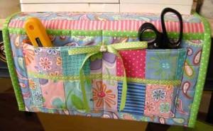sewing machine apron