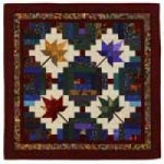 Autumn at the Courthouse free quilt pattern