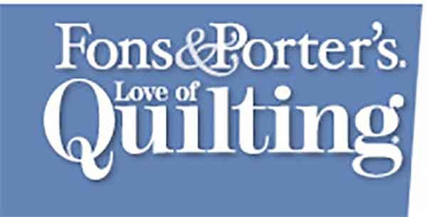 Fons Porter Free Patterns