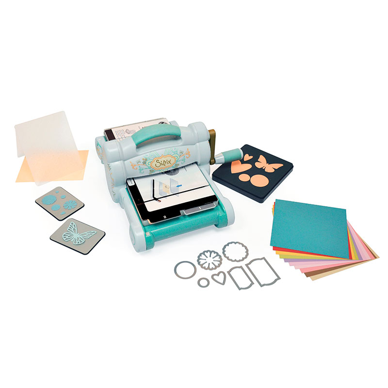 Sizzix Machines Big Shot Starter Kit