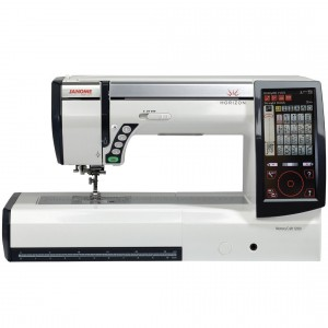 Janome Horizon Memory Craft 12000 Embroidery Sewing Machine