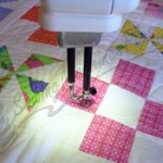 Handi Quilter Sweet Sixteen led lights