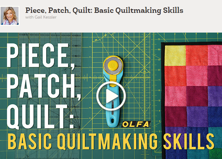 free online quilting classes