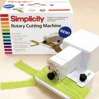simplicity rotary cutter machine