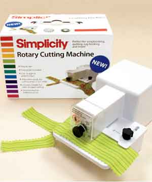 simplicity rotary cutter machine