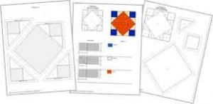 Print quilt software