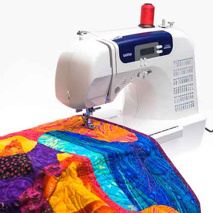 Brother cs6000i Sewing Machine Review - Tools For Quilting : sewing machines for quilting reviews - Adamdwight.com