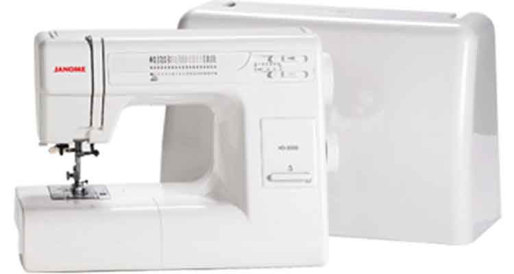 Janome hd3000 tools for quilting for Janome hd3000