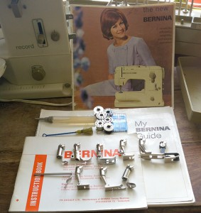 Bernina record 730
