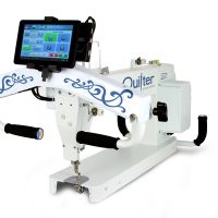 King Quilter Quilting Machine