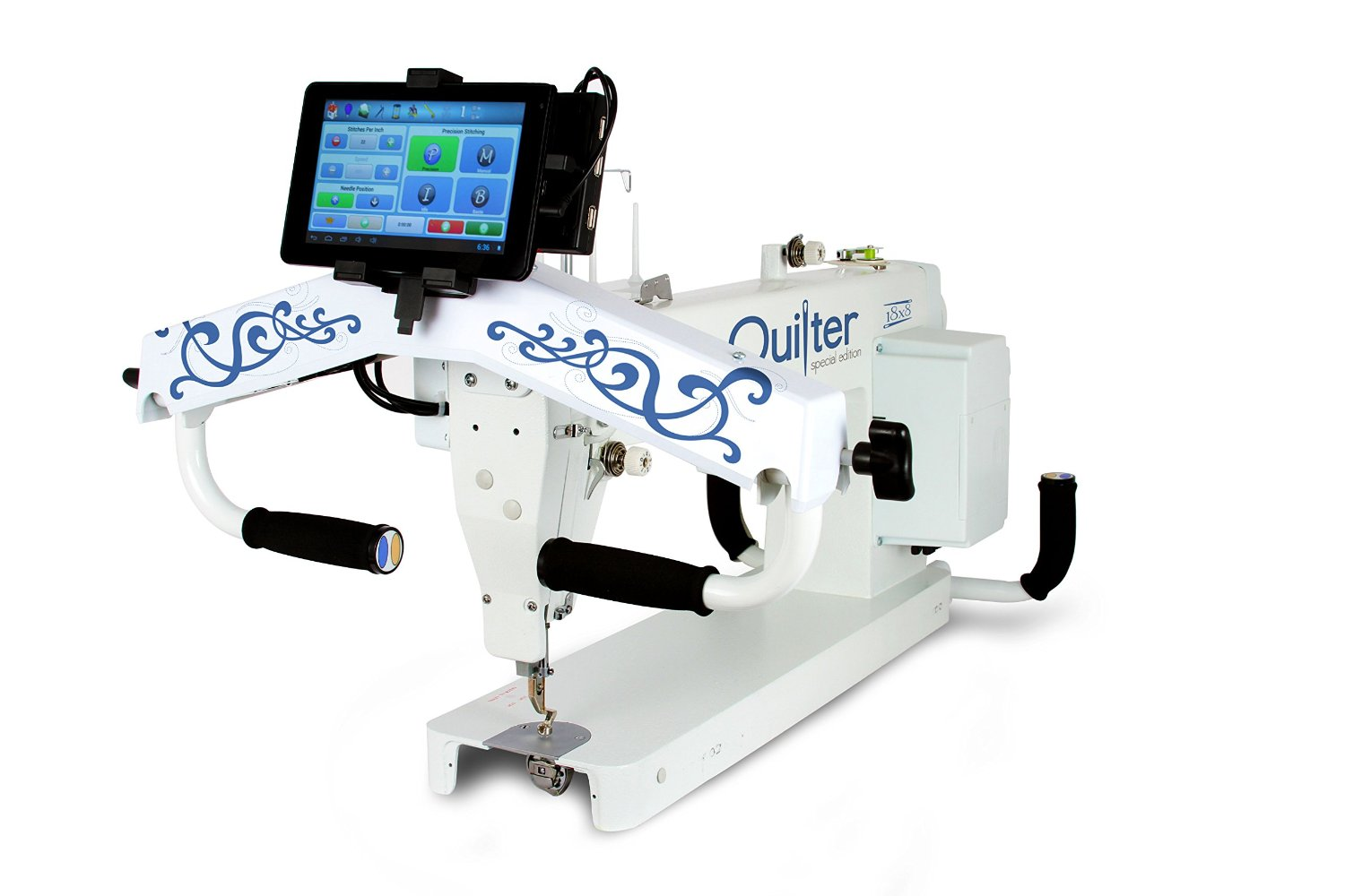 e outbound quilting long quilt sewing buy bernina arm machines q t